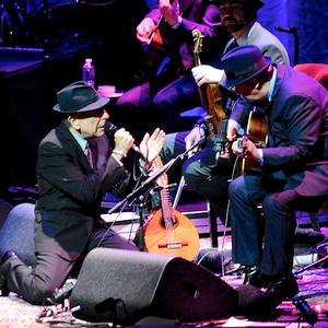 Photos: Leonard Cohen - Austin, Texas