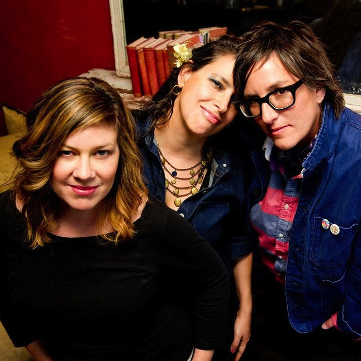 A Day in the Life: Luscious Jackson