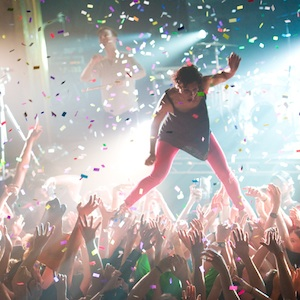 Photos: Matt & Kim - Seattle, Wash.
