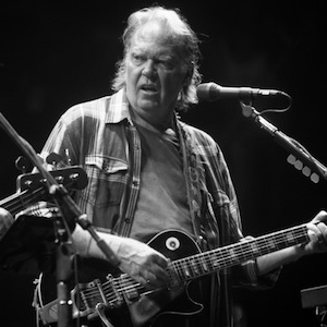 Photos: Neil Young & Crazy Horse, Patti Smith - New York, N.Y.
