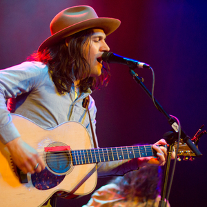 Conor Oberst and Jenny Lewis Photos - Pomona, Calif.