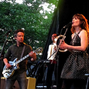 Photos + Review: She & Him - New York, N.Y.