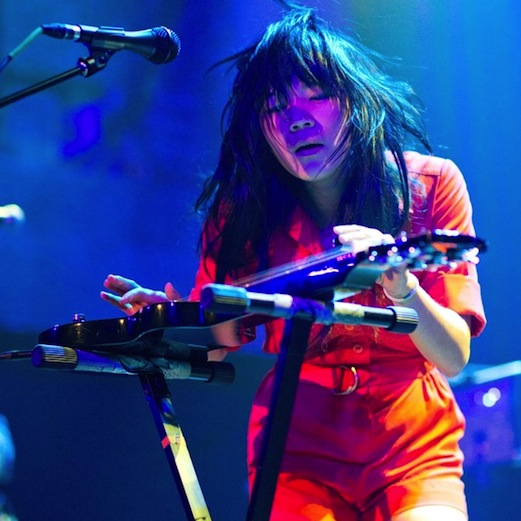 Photos: Thao & The Get Down Stay Down - Seattle, Wash.