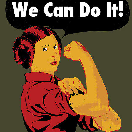 Celebrate <em>Star Wars</em> Day with These Sweet Propaganda Posters