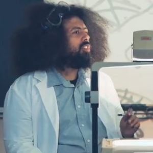 Watch Reggie Watts Play the Incompetent Science Teacher He Was Meant to Be