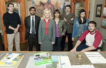 Seven Questions About <i>Parks and Recreation</i>'s Series Premiere
