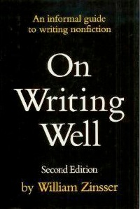 on writing well zinsser Author william zinsser died at his manhattan home on tuesday, may 12, 2015 the 92-year-old left behind one of the classics of writing instruction manuals.