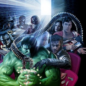 The 20 Best Comic-Book Movies of All Time