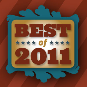 The 50 Best Album Covers of 2011