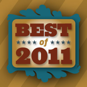 The Five Best Apps/Gadgets of 2011
