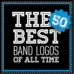 the 50 best band logos of all time kenand