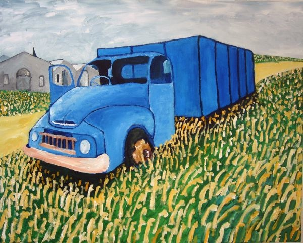 mick_turner_blue_truck_near_the_penguin_club.jpg