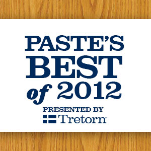 The 15 Best Paste Live Videos of 2012