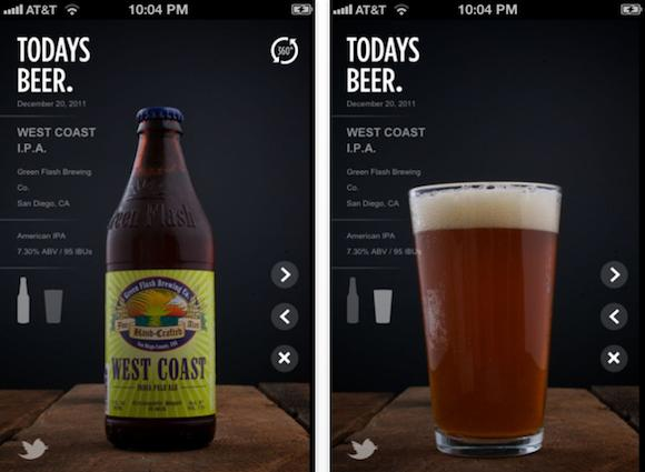 Many Apps On This List Display Information Beer But None Do It More Beautifully Than Todays The App Is Extremely Simple Gives