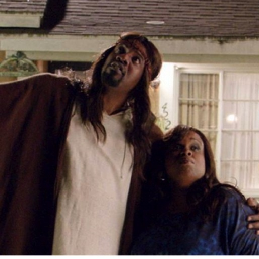 """The 5 Most Hilariously Blasphemous Moments from <i>Black Jesus</i>, """"I Gave at the Playground"""""""