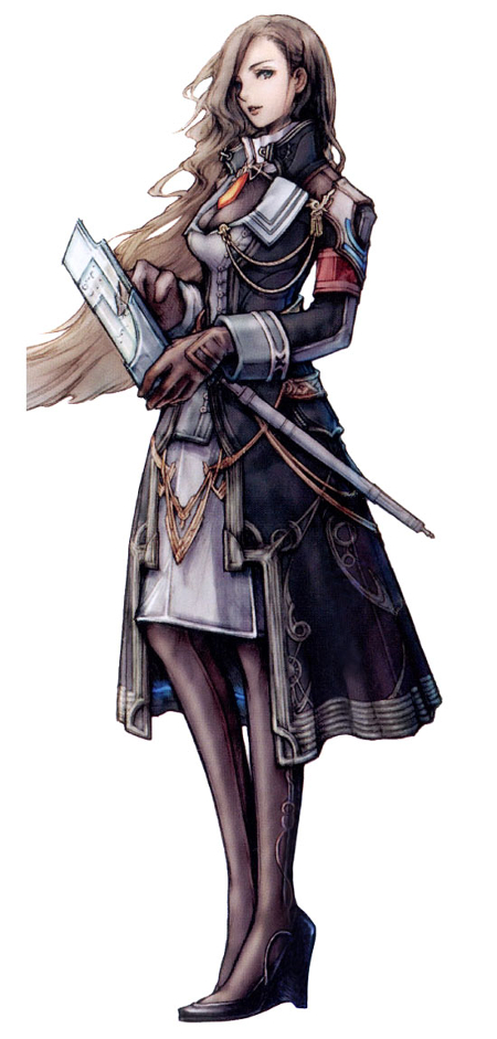Bad Character Design Anime : The best outfits of final fantasy games lists
