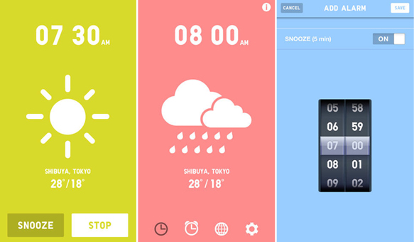 Top 10 Most Beautifully Designed iOS Apps :: Design :: Lists ...