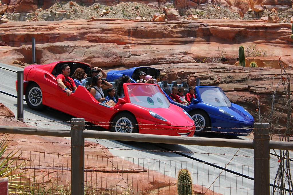 The 10 Best Attractions at Disney\'s California Adventure :: Travel ...