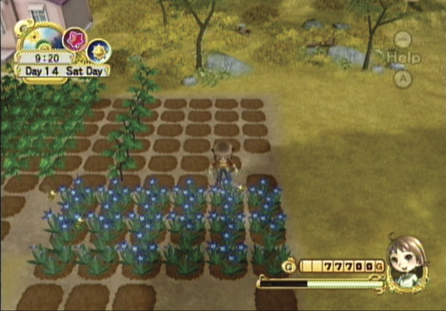 Harvest moon game jpg