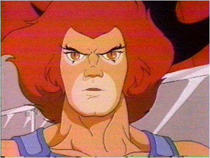 Thundercat Leader on Lion O Thundercats The Leader Of The Cat Human