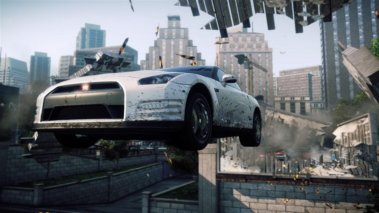 Need for speed most wanted screen jpg