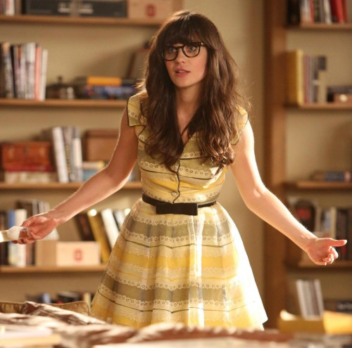 10 style tips from new girl design lists paste