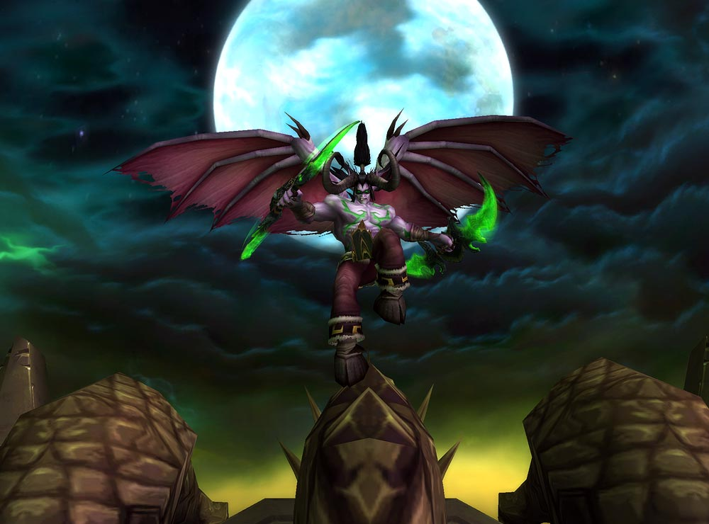 <b>Black Temple</b> - <b>Illidan Stormrage</b> [HD] - YouTube