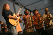 Warren Haynes and the Dirty Dozen Brass Band