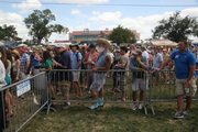 Jazz Fest Crowd
