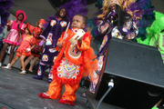 Big Chief Monk Boudreaux & the Golden Eagles Mardi Gras Indians