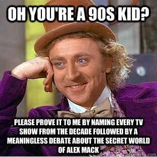 feeling memeish 90s nickelodeon shows tv