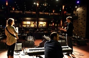 Soundcheck at World Cafe Live