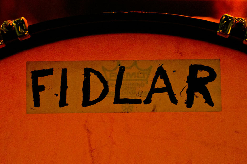 A Day In The Life Of FIDLAR