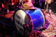 The Lumineers' kick drum