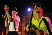 The Lumineers perform at SPACE for a sold-out show.