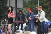 Nikki Lane with Dan Auerbach