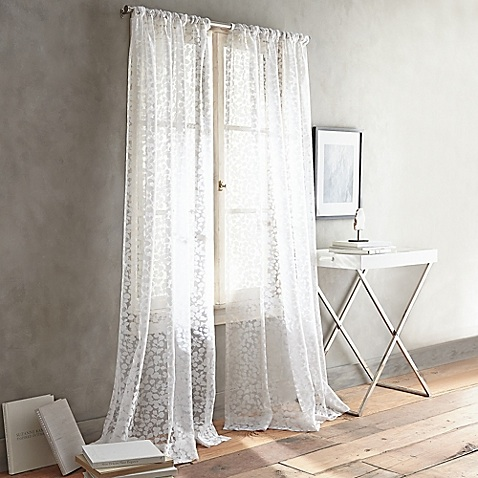 Airy Curtains To Brighten Any Window Design