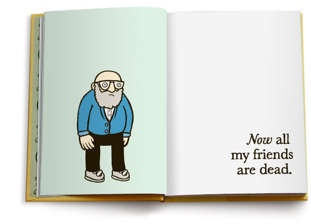 All My Friends Are Dead Book Finds Humor In Mortality