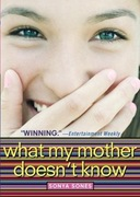 <i>What My Mother Doesn't Know</i> Reasons for Challenge: Nudity, offensive language and sexually explicit