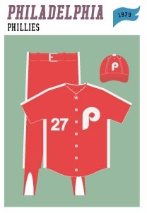 baseball-uniforms phillies-1979