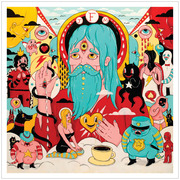 12. Father John Misty, <i>Fear Fun</i>