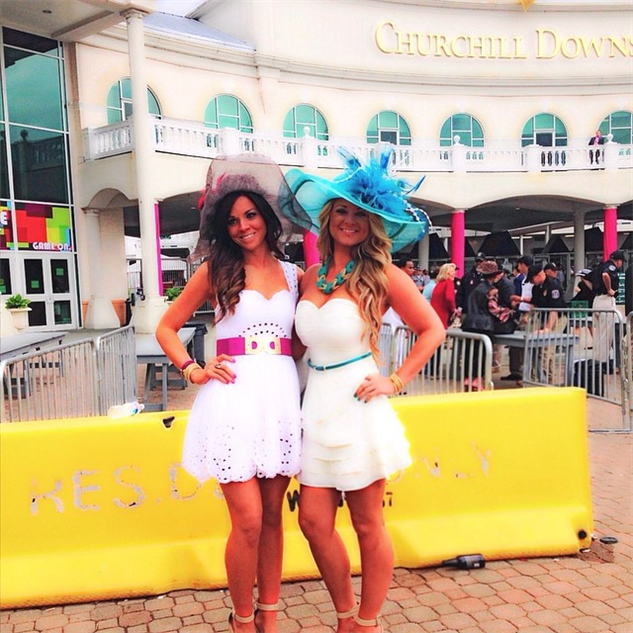 best-of-derby-hats -oaks--churchhilldowns--besties--colleenarielle-by-erynelle