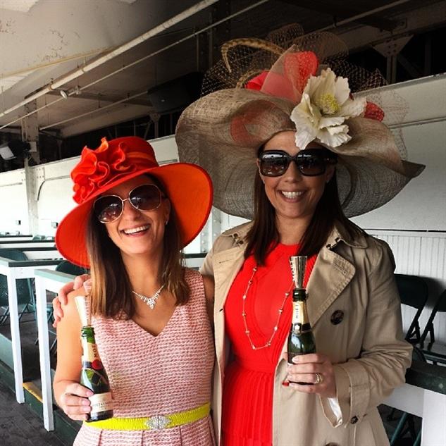 best-of-derby-hats back-at-it-again--kentuckyderby--louisville--bourbon--bourbo