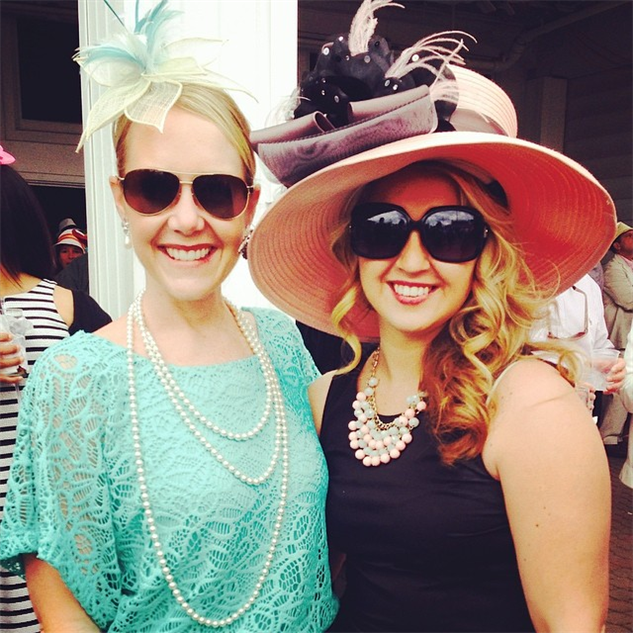 best-of-derby-hats i-found-a-familiar-face-in-the-crowd---donya-by-hannahkgrime