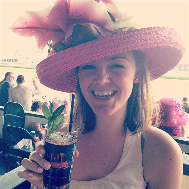 best-of-derby-hats i-just-saw-my-first-horse-race----kentuckyoaks--myfairlady-b