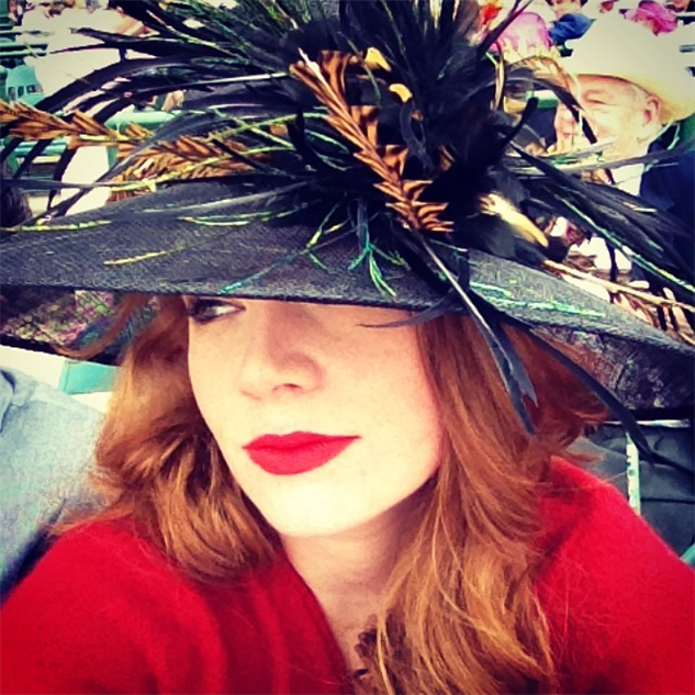 best-of-derby-hats i-ll-wear-my-hat-4-life-kyderby-by-katiewedmore