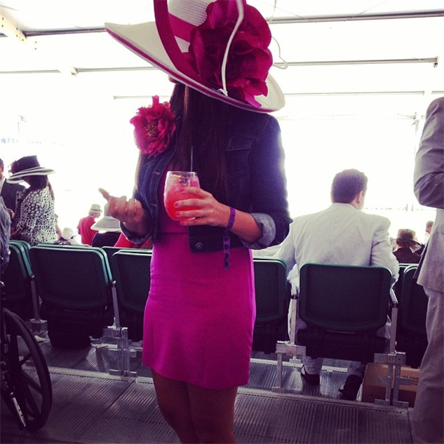 best-of-derby-hats my-derby-hat-for-the-oaks-----kentucky-kentuckyderby-theoaks