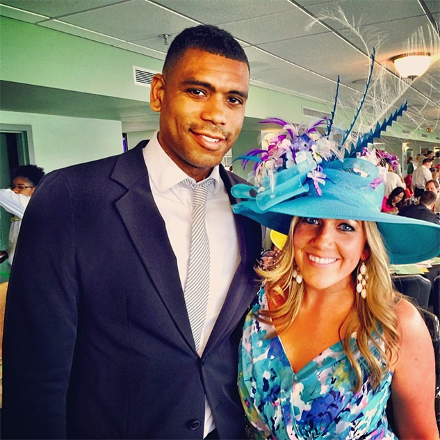 best-of-derby-hats ran-into--vol-hoops-legend-alan-houston-at-the-oaks---govols