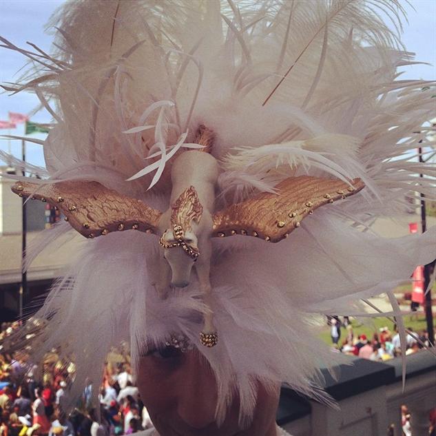 best-of-derby-hats you-asked-we-delivered--johnnygweir-s-epic--kyderby-hat-pega
