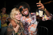 Danny Brown and friend